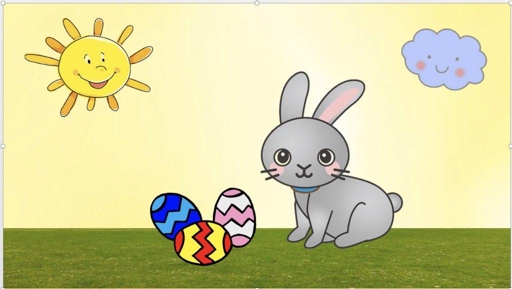 Una festa di Pasqua by filomena - Illustrated by Maestra Filomena - Ourboox.com