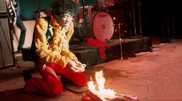 """Jimi Hendrix – From one string ukulele player to """"The greatest instrumentalist in the history of rock music"""" by idan budin - Ourboox.com"""