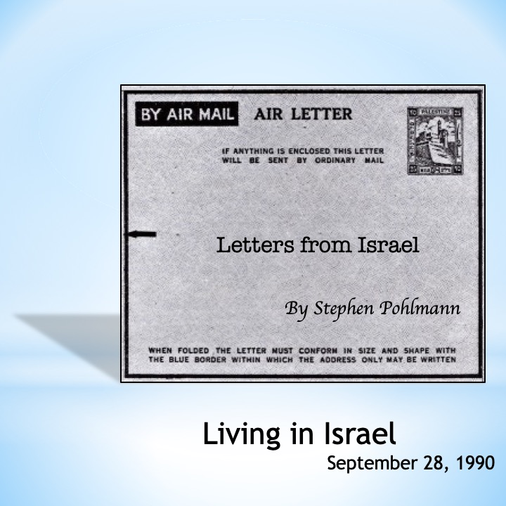 # 06 – Living in Israel by Stephen Pohlmann - Ourboox.com