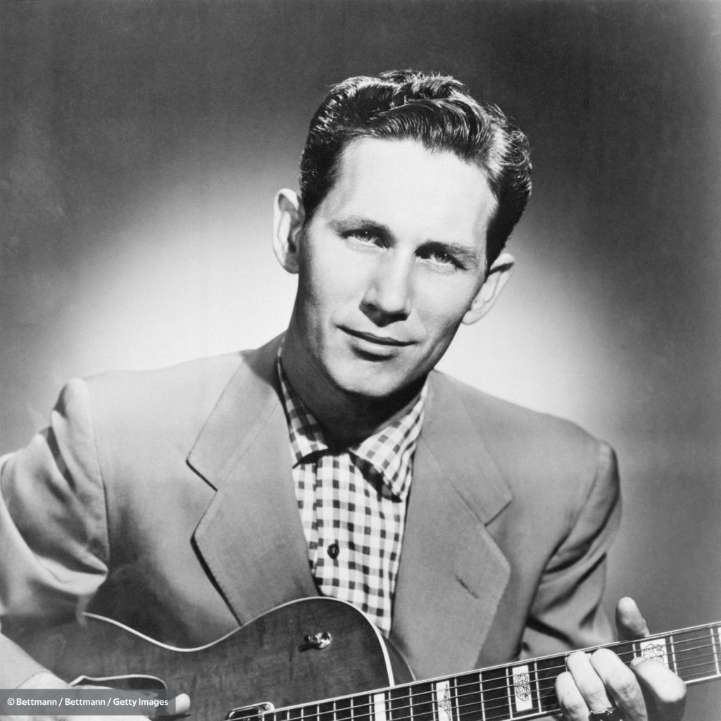 Chet Atkins – Mr.Guitar by Tal Shenhav - Ourboox.com