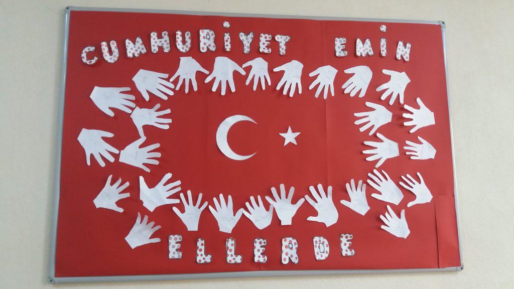 MİNİK YÜREKLERDEN ATAM'A MEKTUPLAR by emine sevgi - Illustrated by MEKTUPLAR - Ourboox.com