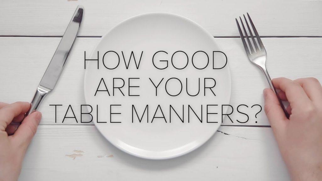 Table manners by Hiba Abu Hadid - Ourboox.com