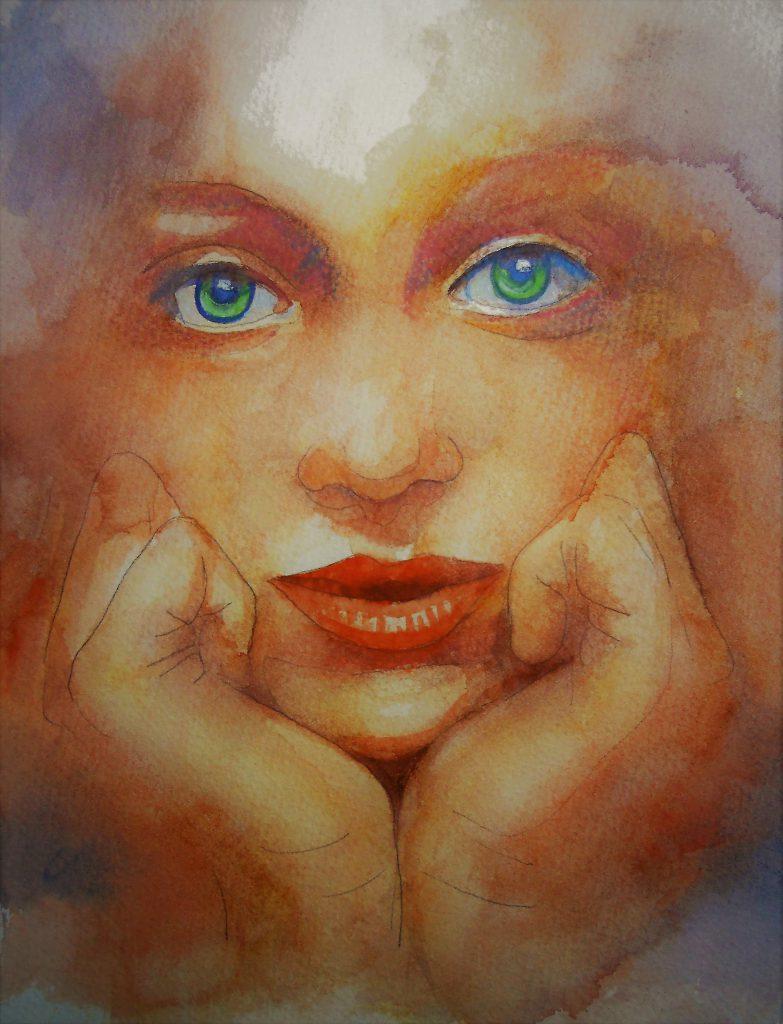IL NOSTRO SORRISO by Antonio De Waure - Illustrated by ANTONIO DE WAURE - Ourboox.com