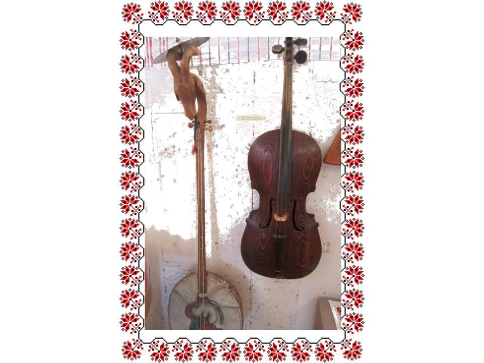 Народні музичні інструменти by Nina - Ourboox.com