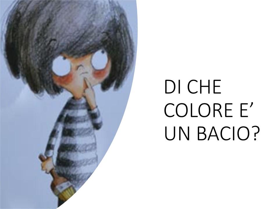 Di che colore è un bacio? by Antonella Tosches - Illustrated by Antonella Tosches - Ourboox.com