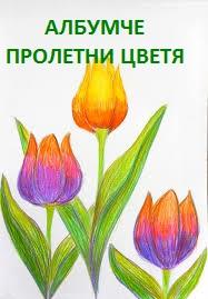 АЛБУМЧЕ ПРОЛЕТНИ ЦВЕТЯ by Nadya - Ourboox.com