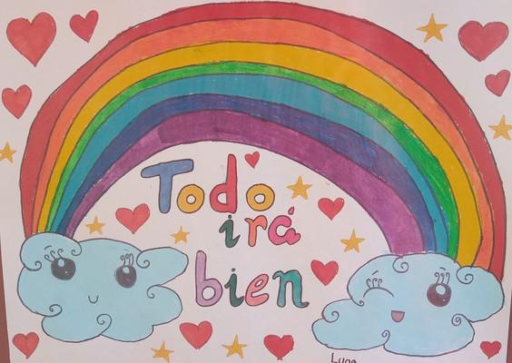 Jardim do arco-íris by Emprendedores  - Illustrated by Eurociudad (Badajoz, Campo Maior y Elvas) - Ourboox.com