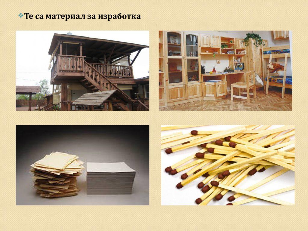 Дърветата by Etelka Dimitrova - Ourboox.com