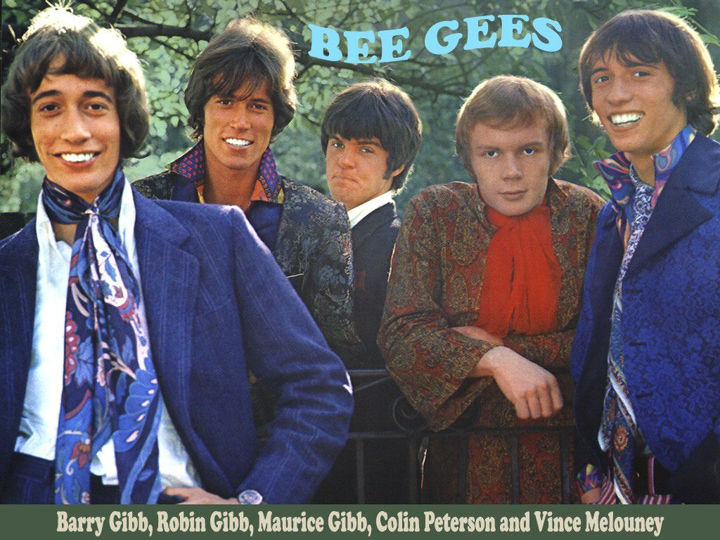 The Bee Gees – From the begining by karni malter - Ourboox.com