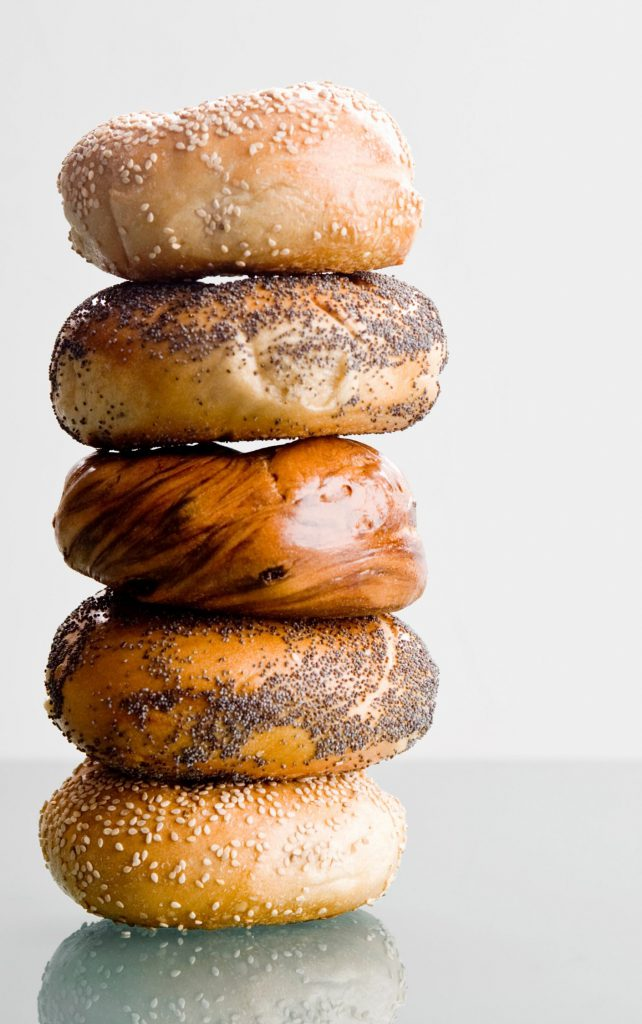 10 things you didn't know about bagels by Noa Boichis - Ourboox.com