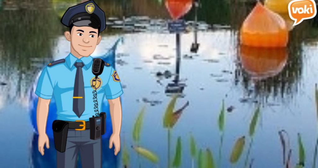 Speaking Police and Firefighter Characters by hatice erbay - Illustrated by Student Team - Ourboox.com