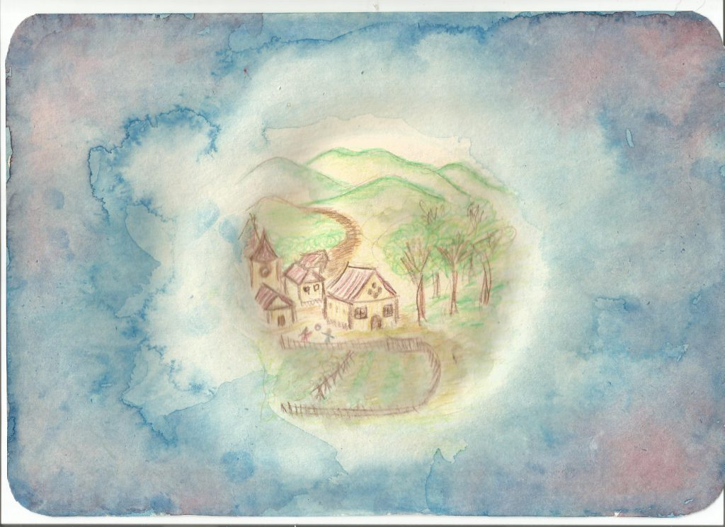 Prikazka za teb by Tanya Kothari - Illustrated by Art club Titania - Ourboox.com