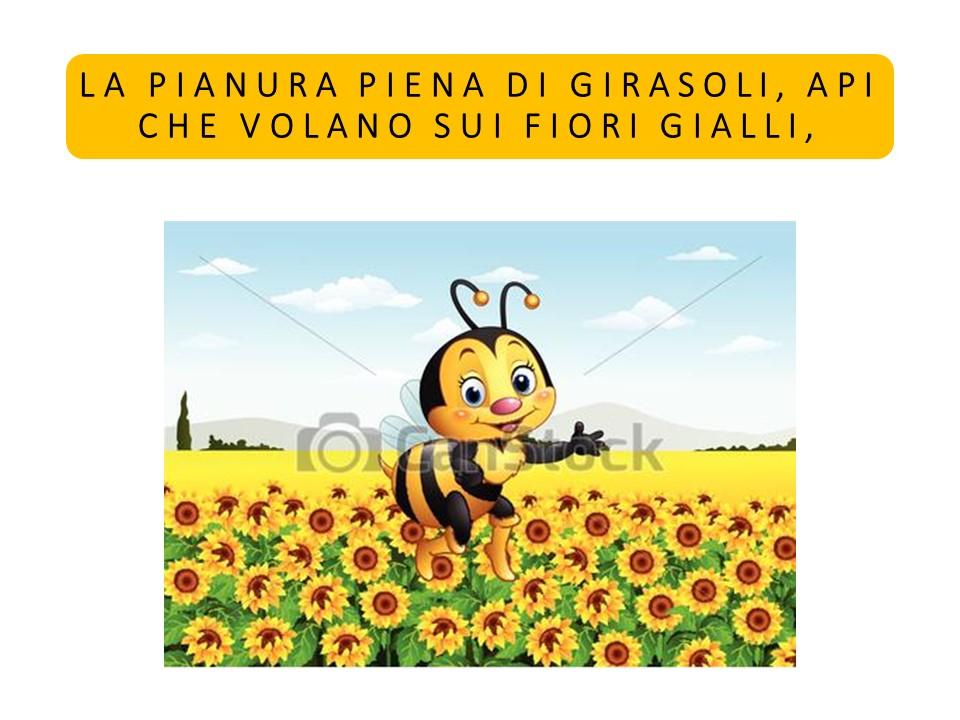 Giallo il colore della…gioia by Antonella Tosches - Illustrated by Antonella Tosches - Ourboox.com