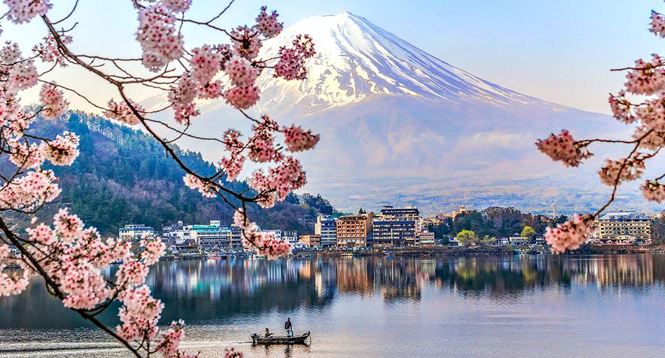 Пътуване до япония