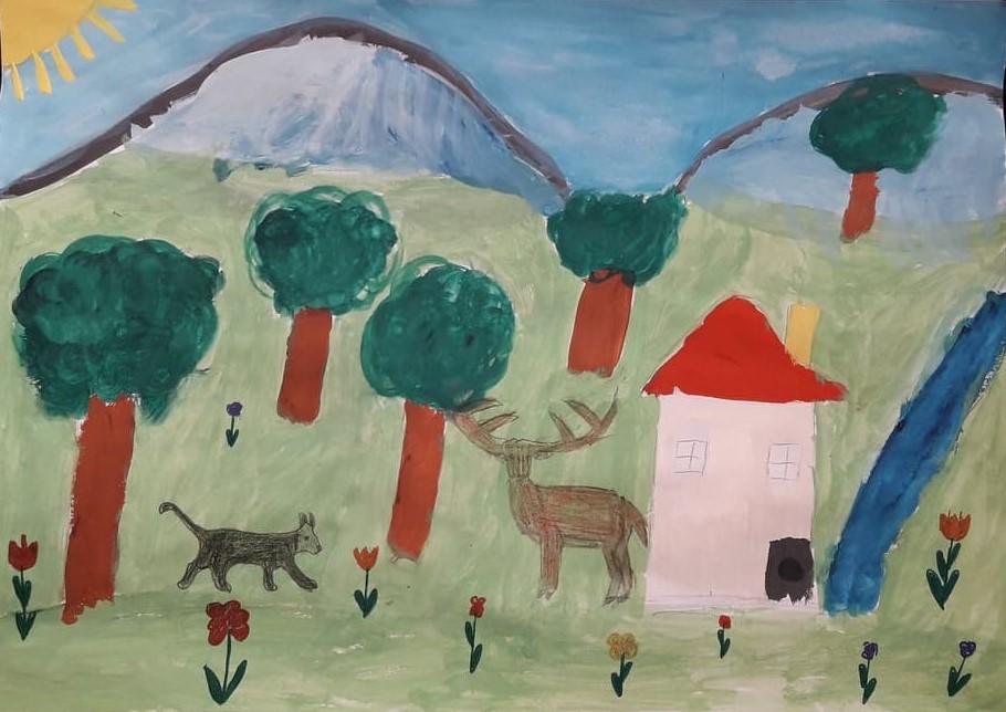 Седмица на гората 2020 by Denka Koleva - Illustrated by 5 ЦОУД група - Ourboox.com