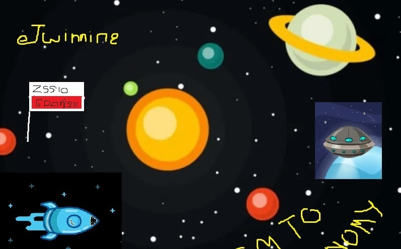 STEM TO ASTRONOMY by Justyna - Illustrated by Justyna Gejdel - Ourboox.com
