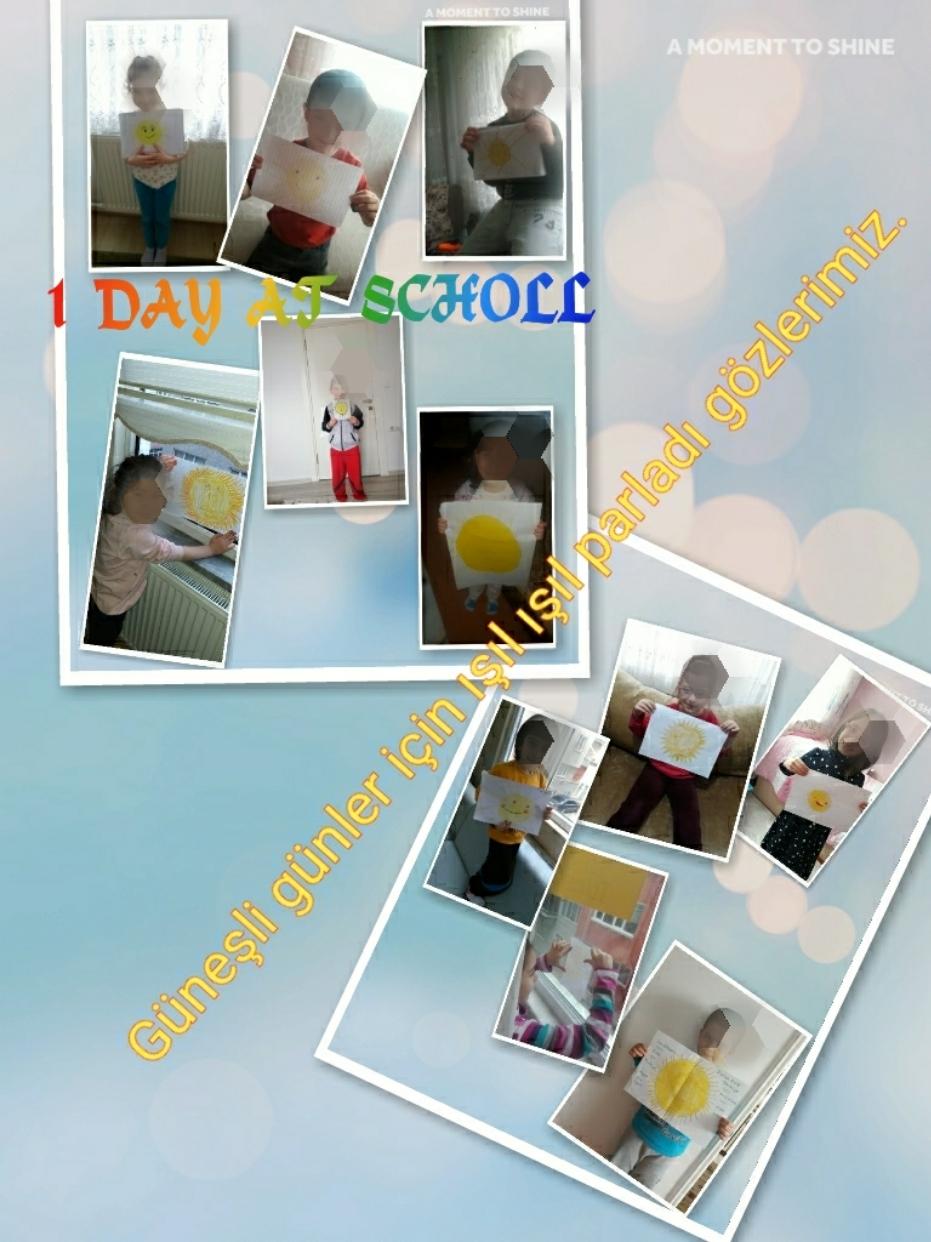 1 DAY AT SCHOOL by Fadime DÜZGÜN GÜVEN - Ourboox.com