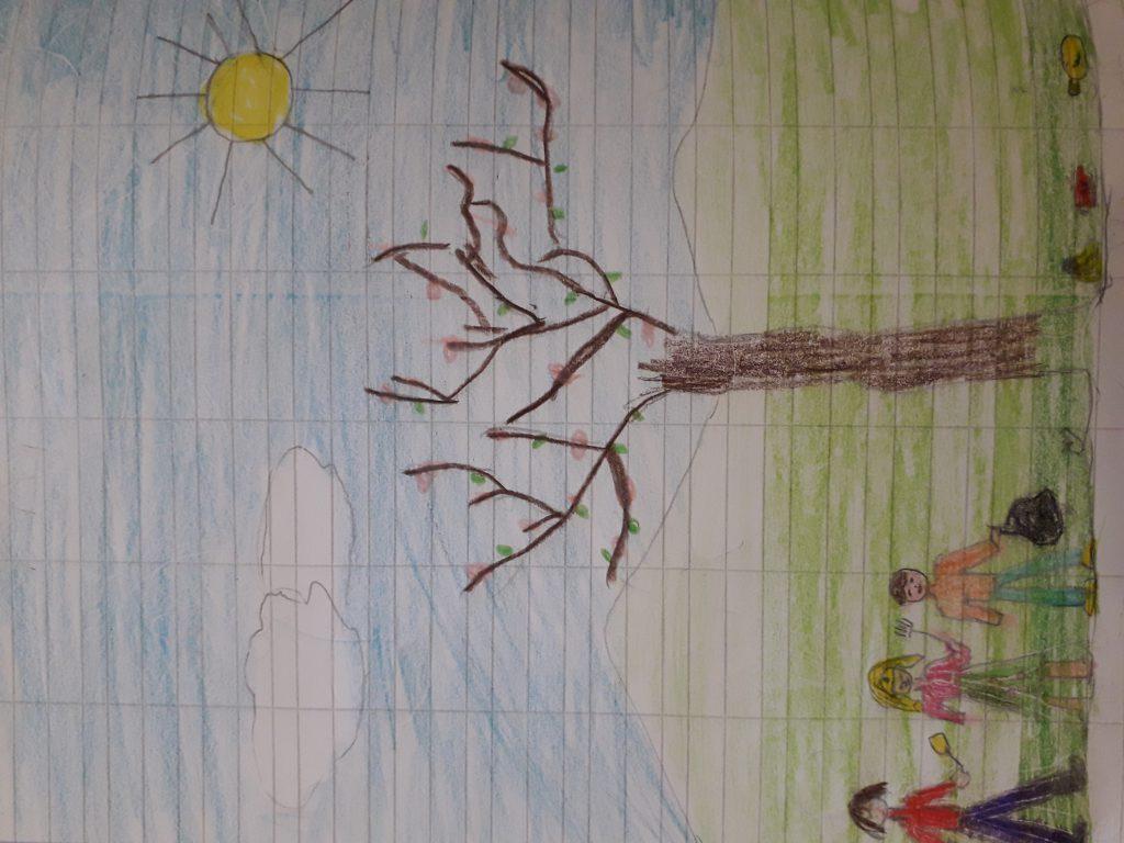 L' OFFICINA DELLA FELICITA' by DOME - Illustrated by Docenti, alunni e genitori  - Ourboox.com