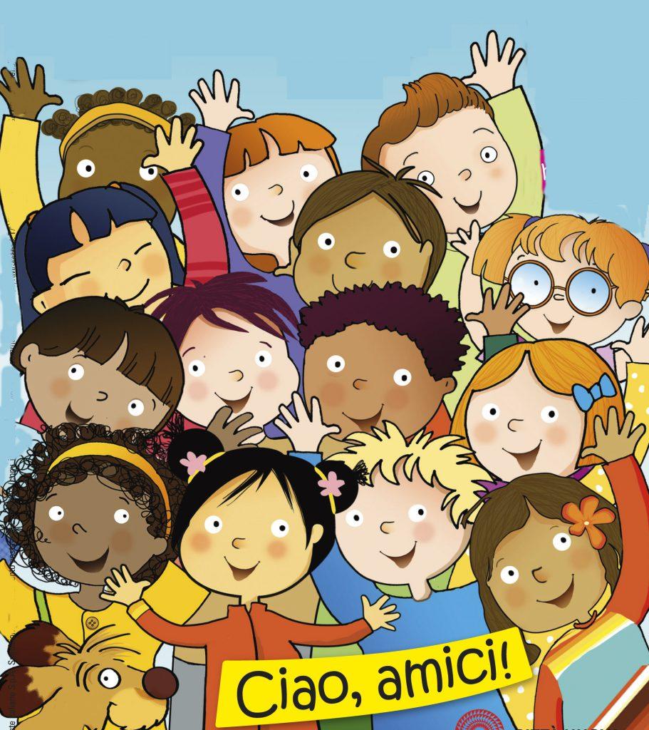 ciao …di tutto cuore!!! by migi - Illustrated by librincontro - Ourboox.com