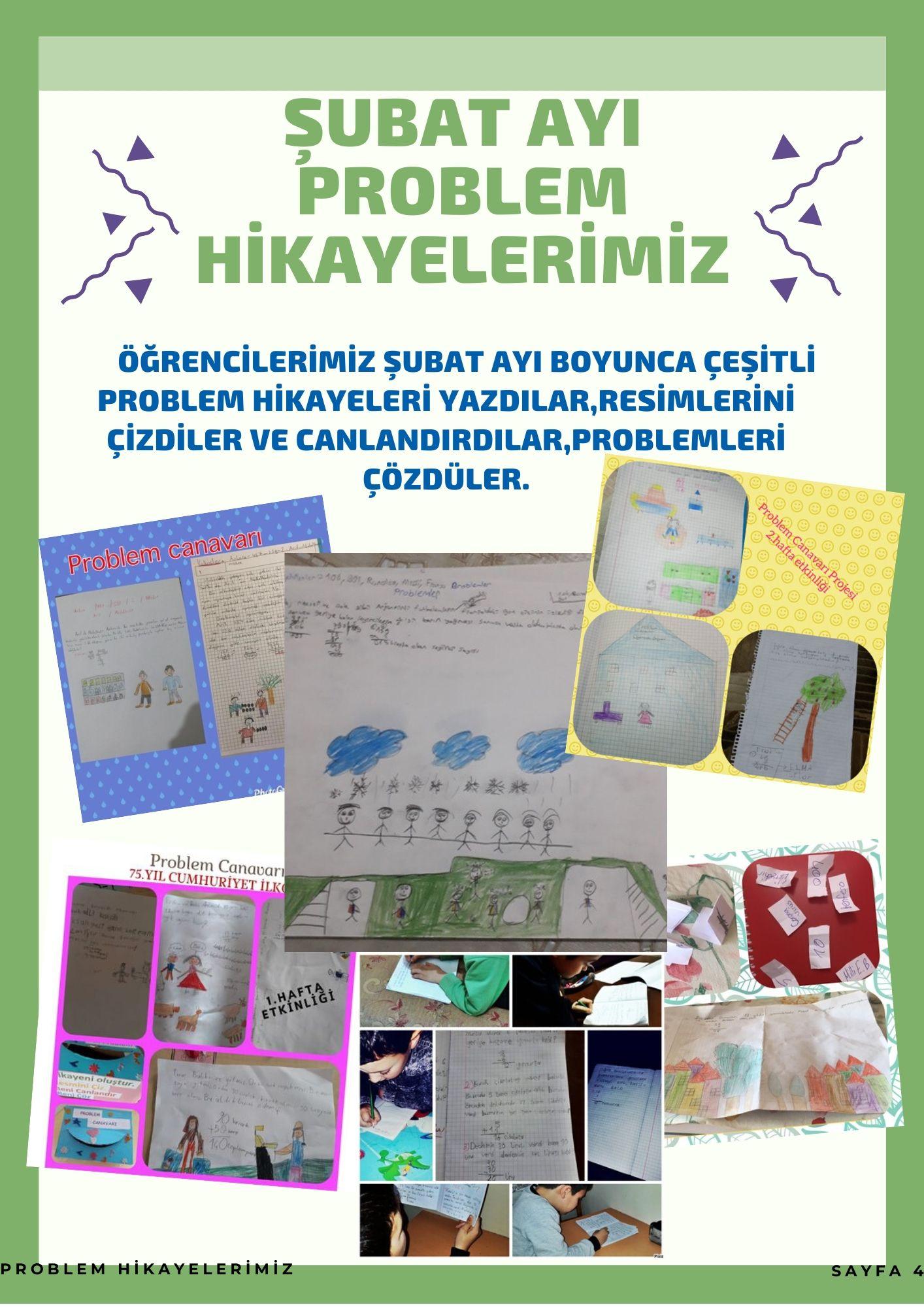 PROBLEM CANAVARI by zeynep - Ourboox.com
