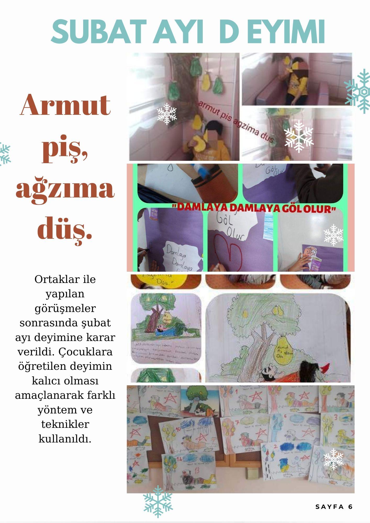 KULAGA KÜPE OLAN SÖZLER by zeynep - Illustrated by E DERGİ - Ourboox.com