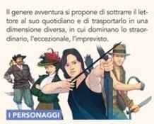 L'AVVENTURA by Romeo Di Lorco - Illustrated by Anastasia Di Lorco - Ourboox.com