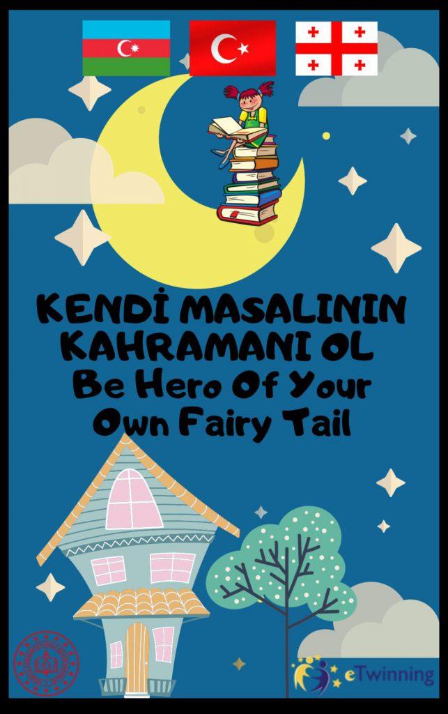 KENDİ MASALININ KAHRAMANI OL by Ramazan TEKER - Illustrated by KENDİ MASALININ KAHRAMANI OL PROJESİ  - Ourboox.com