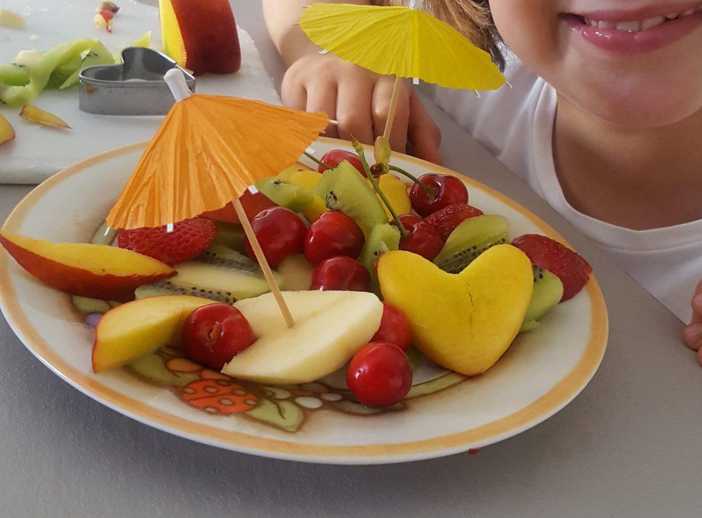 I COLORI DELLA FRUTTA – Ed. Alimentare by DOME - Ourboox.com