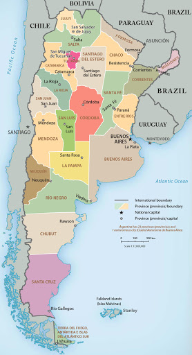 Amazing Argentina by Siobhan OToole - Ourboox.com