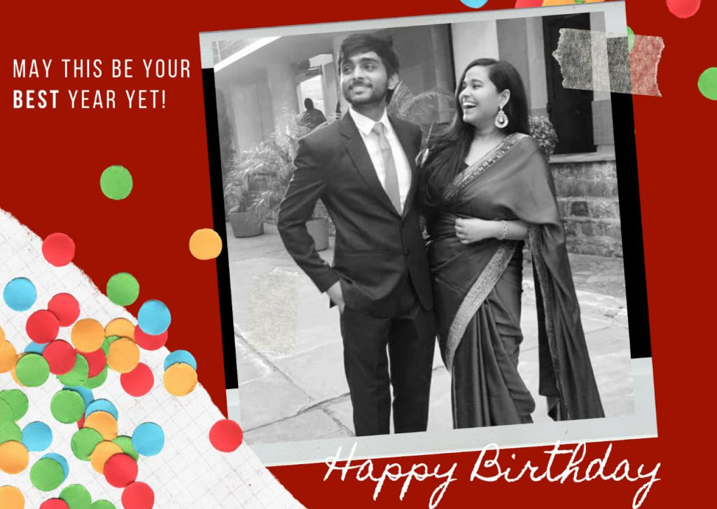 it's her birthdayy by Shweta - Illustrated by Your loved ones - Ourboox.com