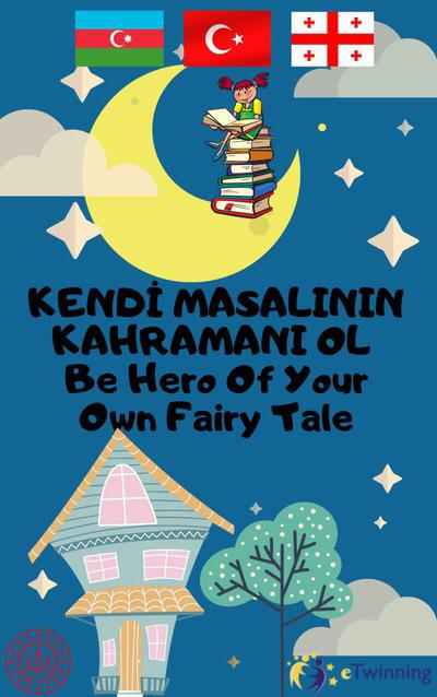 BE HERO OF YOUR OWN FAIRY TALE by Ramazan TEKER - Ourboox.com