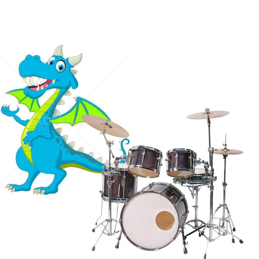 Drakon Ha Rock N' Roll by Rotem Maor - Ourboox.com