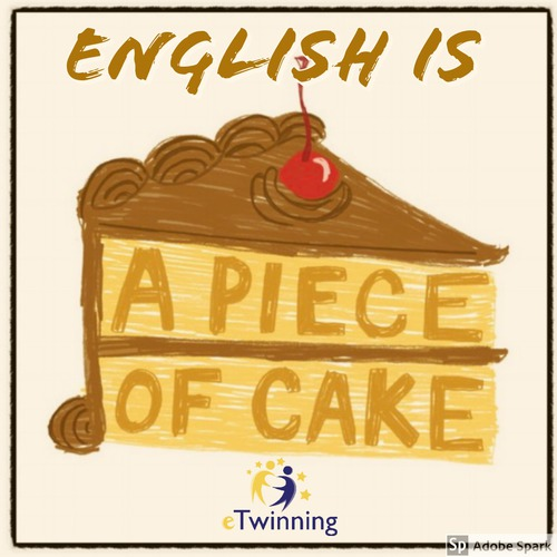 """""""English is a piece of cake"""" online games by Maja Medić - Ourboox.com"""