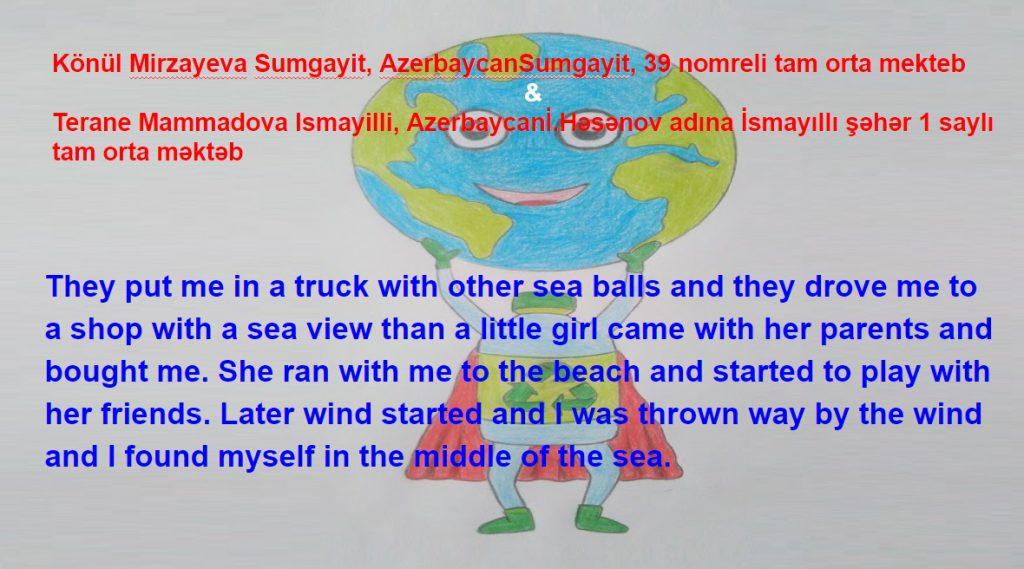 A RECYCLING STORY by Arzu ÇALIK SEYDIM - Illustrated by Students - Ourboox.com