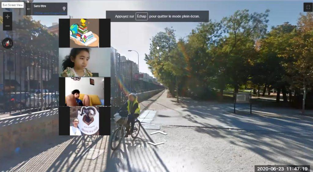 الخرجات والرحلات الافتراضية by madiha touasalti - Illustrated by مديحة التواصلتي - Ourboox.com