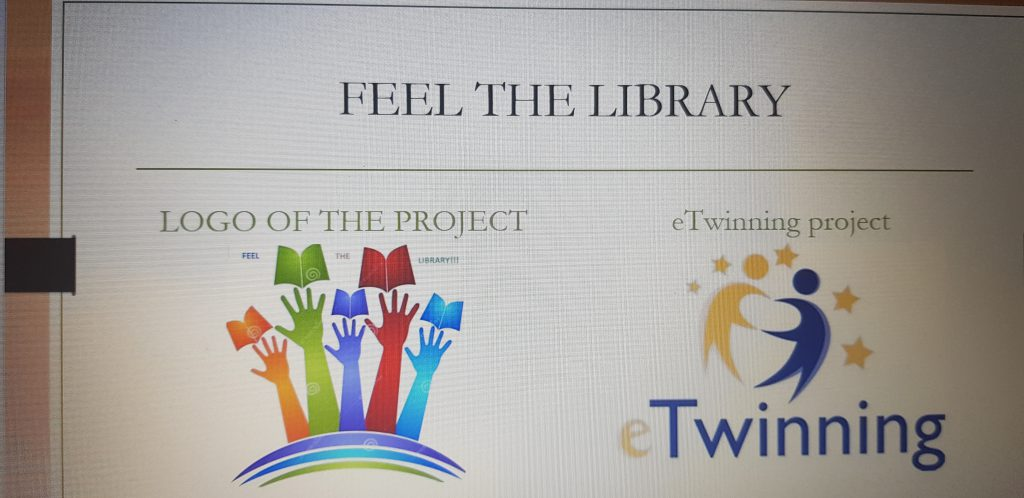 Online seminar of the FEEL THE LIBRARY eTwinning project by elev amara - Ourboox.com