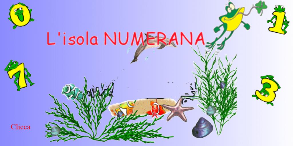 L'isola di Numerana by Patrizia Vinci - Ourboox.com