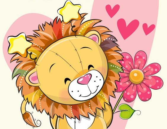 The vegetarian lion by Asmaa igbaria - Ourboox.com