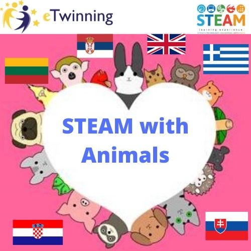 STEAM with Animals by Michaela Rumanková - Illustrated by Michaela Rumanková - Ourboox.com