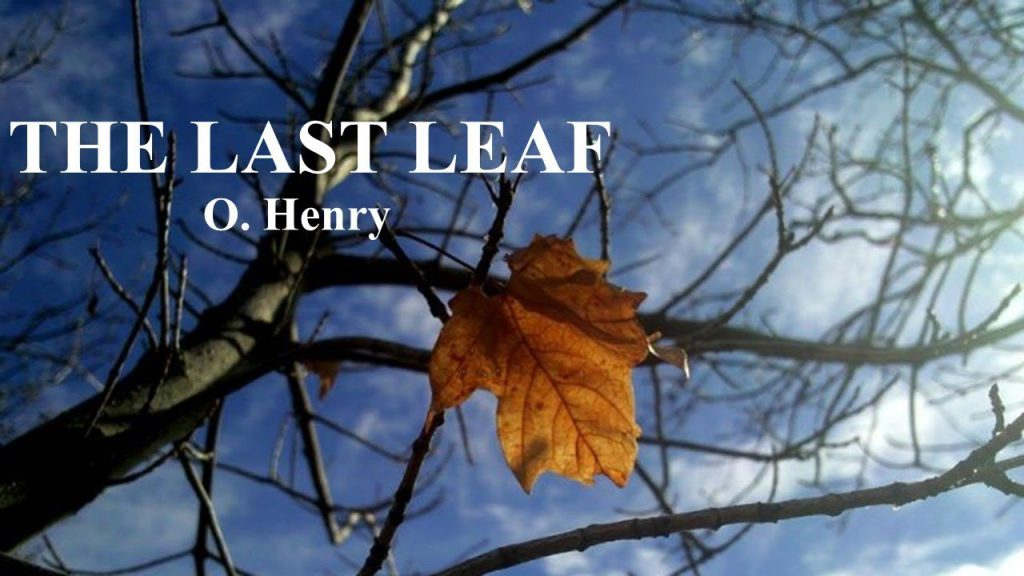The Last Leaf by Martine Ben Harush - Ourboox.com