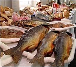 Характеристика та асортимент риби і рибних продуктів by Канівець Наталя Віталіївна - Illustrated by Характеристика та асортимент риби та рибних продуктів - Ourboox.com