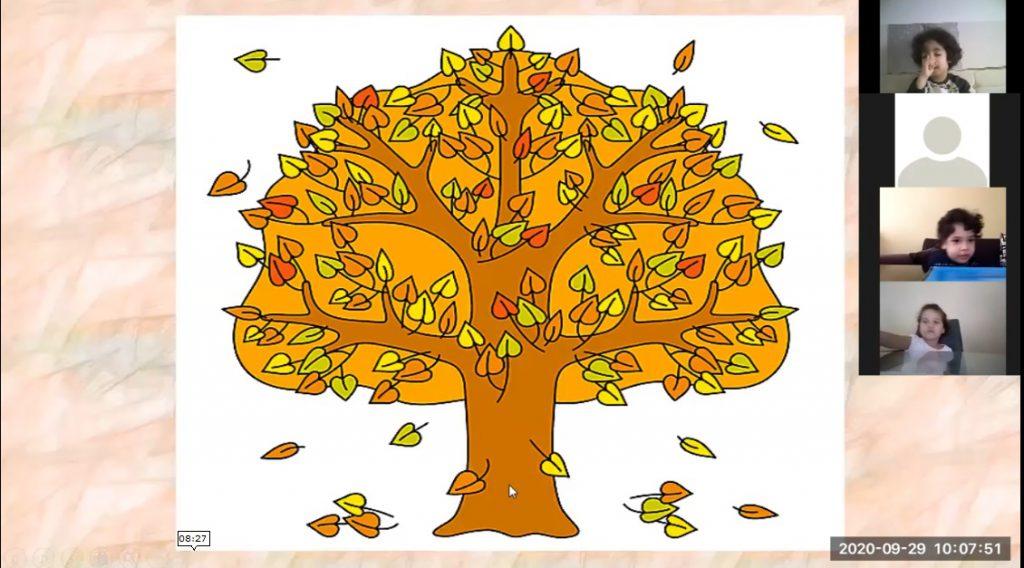 تعلماتي في شهر شتنبر by madiha touasalti - Illustrated by مديحة التواصلتي - Ourboox.com