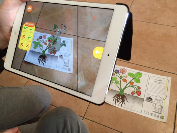 Augmented Reality by Victoria Hoerst - Ourboox.com