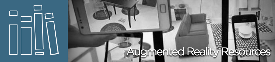 Augmented Reality by Leslie Schrader - Illustrated by Appnovation - Ourboox.com