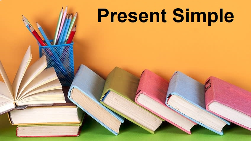 Present Simple by iqbal hujeirat - Illustrated by vivian swiedan - Ourboox.com