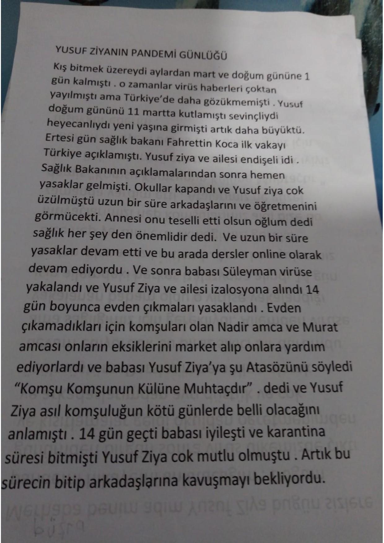 HİKAYE YAZMA by ramazan kılıç - Illustrated by HİKAYE YAZMA  - Ourboox.com
