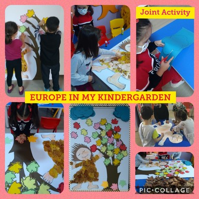 EUROPE IN MY KINDERGARDEN by Fadime DÜZGÜN GÜVEN - Illustrated by E book - Ourboox.com