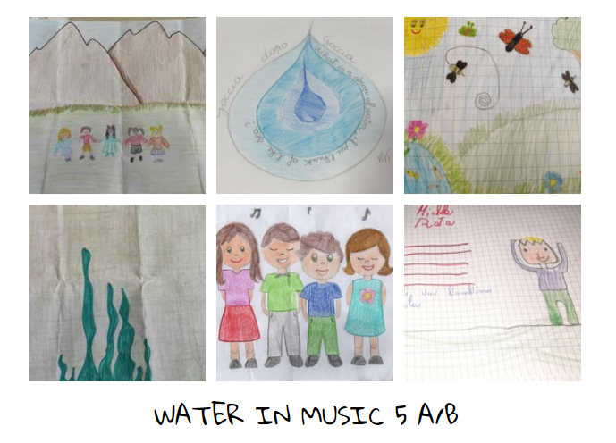 Project A JOURNEY THROUGH THE WATER by Project A JOURNEY THROUGH WATER - Illustrated by Partners of the eTwinning Project A JOURNEY THROUGH WATER - Ourboox.com