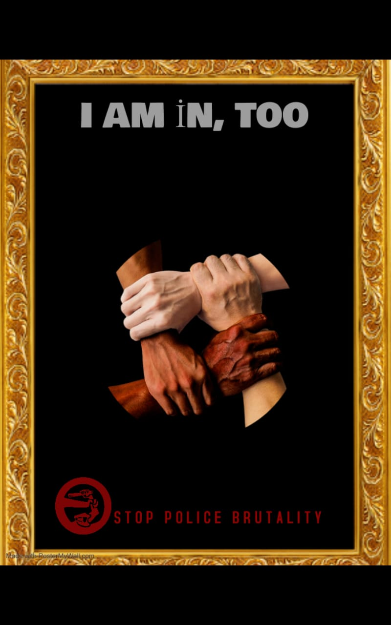 I AM IN, TOO by süleyman - Illustrated by Project Team - Ourboox.com