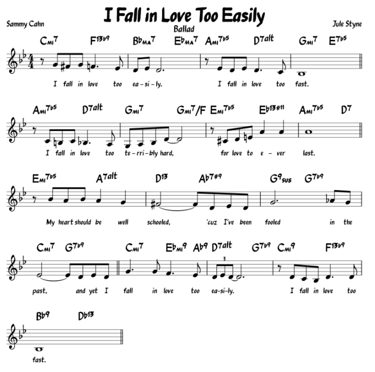 I Fall in Love Too Easily by Gal Shaked - Ourboox.com